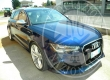 Autovettura Audi RS 6 Avant targata EW094LF
