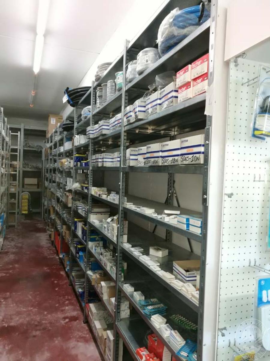 Lampade materiale elettrico arredamento da negozio for Vendita on line arredamento