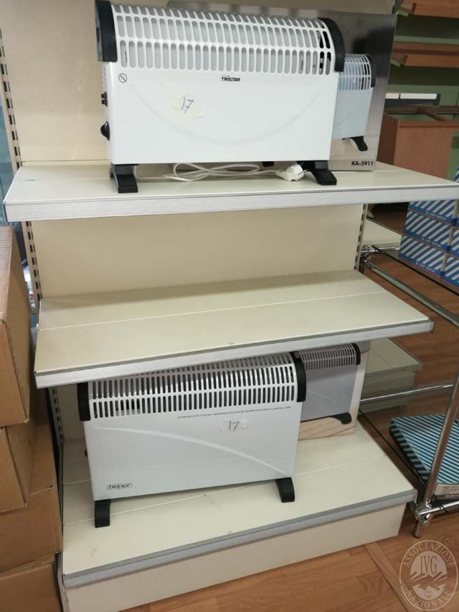Lampade materiale elettrico arredamento da negozio for Vendita online arredamento