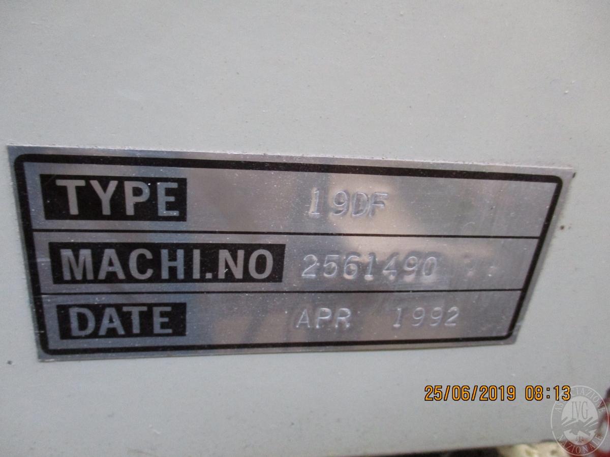 Calendario Anno 1992.Rif 5 Tornio Alfa Anno 1992