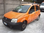 Immagine di Fall. Assist Italia srl n. 163/2018 - Lotto 3: Autocarro Fiat Panda tg. DX063ET