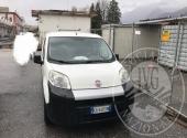 Autocarro Fiat Fiorino 1.4 Natural Power benzina/metano Cv 78 Kw 57, immatricolato il 24-02-2010,