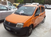 Fall. Assist Italia srl n. 163/2018 - Lotto 4: Autocarro Fiat Panda tg. DX062ET