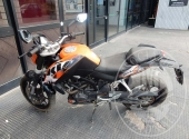 Motociclo KTM anno 2012   GARA DI VENDITA 6 OTTOBRE 2018
