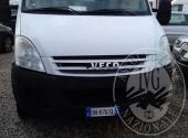 AUTOCARRO FIAT IVECO 35/S/E4 TG. DN876SL  IMM. 2008  CIL 2287  PROVV. LIBR. CIRC. E SPROVV. CDP