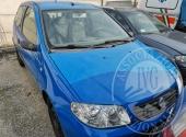 Autovettura FIAT PUNTO 1.3 Mtj 16V 3 p di colore blu