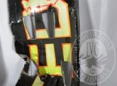 Sequestro Giudiziario 4272/2012 - Lotto 21: Pezzo di fiancata auto in metallo dipinta cm 152x90