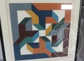 Sequestro Giudiziario 4272/2012 - Lotto 93: Lito a firma Grignani  cm. 60 x 60