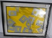 Sequestro Giudiziario 4272/2012 - Lotto 89: Stampa incorniciata cm. 70 x 50