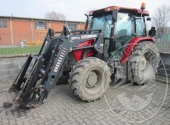 Trattrice agricola CASE JXU95DTCAB anno 2008