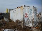 Container in cattivo stato (lotto 569)