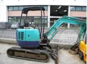 Un escavatore cingolato marca Ihimer 30 NX