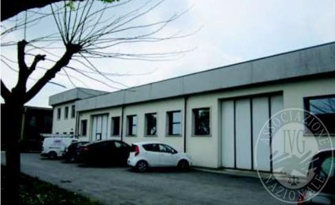 Immagine di Lotto 1 _capannone artigianale SAN GIORGIO DI MN, LOC. MOTTELLA, VIA DELLA LIBERTA' N.6