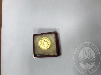 Lotto n.6 Marengo d'oro