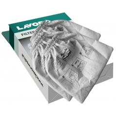 Accessori aspiratore - Filtro in panno (kit 3 pezzi)